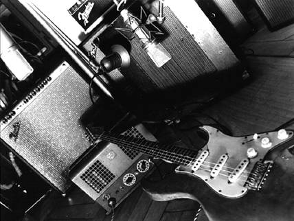 Fender Guitar & Amps